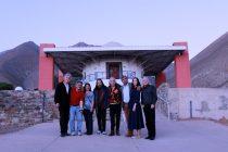 """Municipio de Vicuña homenajea a Los Jaivas por trabajo musical con el """"Mamalluca"""""""