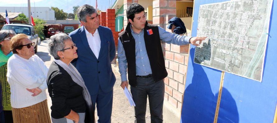 Invierten 689 millones de pesos en construcción del colector de Sargento Aldea