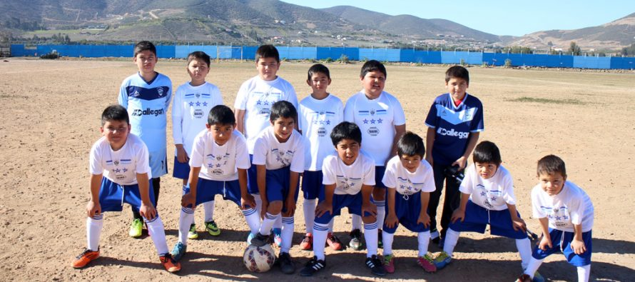 Los Huasitos del Romero entrenan cada sábado para arrasar en los campeonatos infantiles