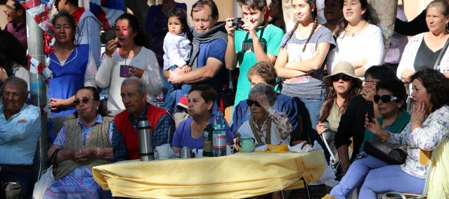 Cientos de visitantes llegaron a El Tambo a nueva versión de la Mateada Mistraliana