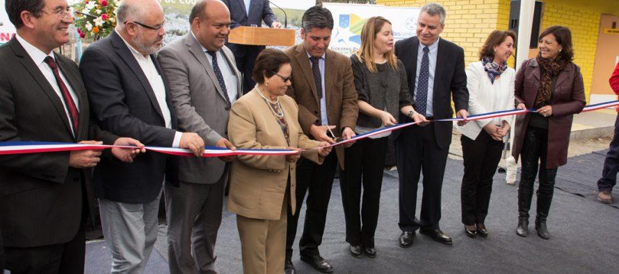 CONAFE destaca electrificación de zona rural de El Romeral