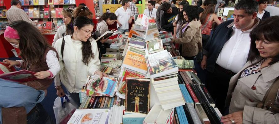 Hoy comienza una nueva versión de la Feria Internacional del Libro de Santiago con la participación de la región de Coquimbo