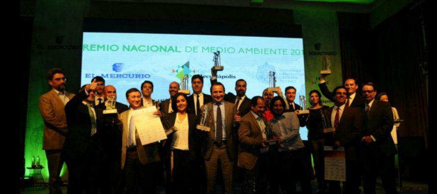 Agrupación Tierra y Valle de Pisco Elqui recibe premio nacional de medioambiente