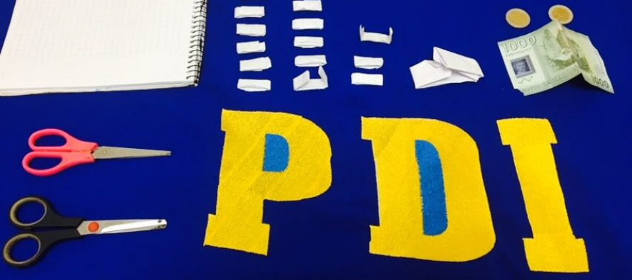 PDI detiene a sujeto por tráfico de  drogas al interior de su domicilio particular en Vicuña
