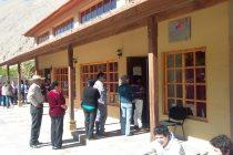 Positivo fue el desarrollo del proceso eleccionario Municipal en Paihuano