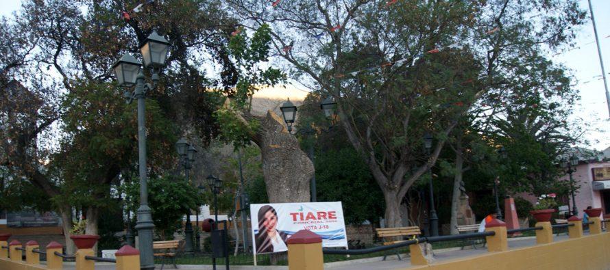 Carabineros de Paihuano intensifican la inspección de  campañas políticas