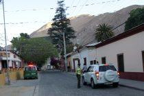 Carabineros desarrollará plan de contingencia en Paihuano frente celebraciones de fin de año