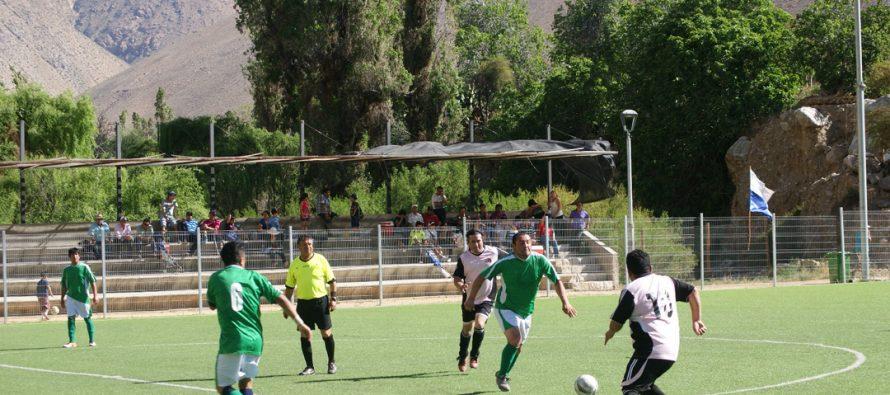 Unión Palestino y Unión Cordillera quedaron eliminados del Campeonato Regional Senior ANFUR