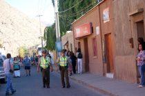 Contingente policial llegará al Valle de Elqui para reforzar la seguridad durante la época estival