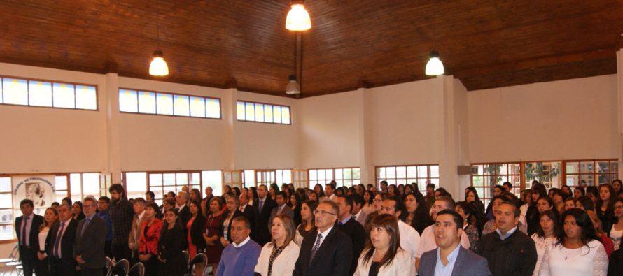Destacan labor docente en celebración del Día del Profesor en Paihuano