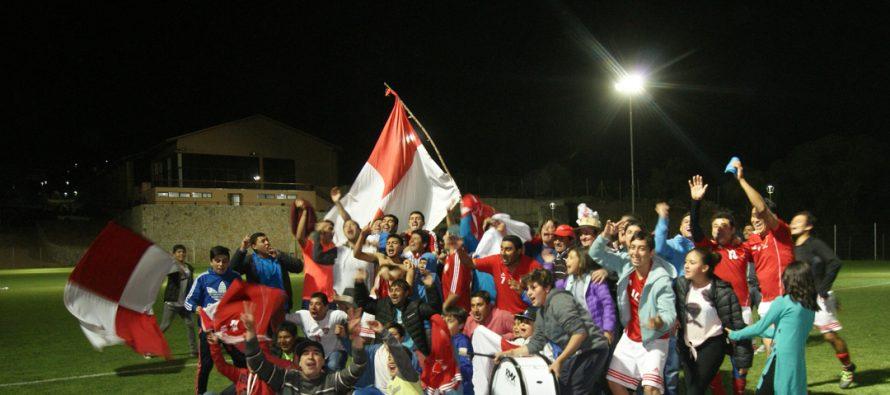 Unión Pisco se coronó campeón en la final comunal ANFUR 2016 de Paihuano