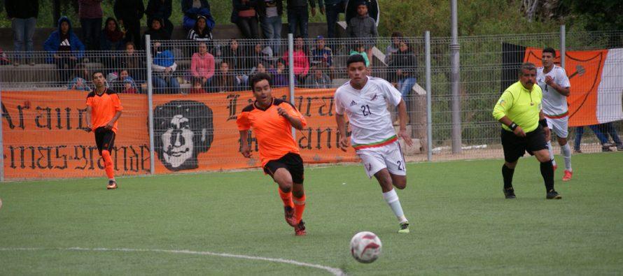 CD Arauco y CD Peñarol quedaron eliminados del torneo regional de fútbol categoría de honor