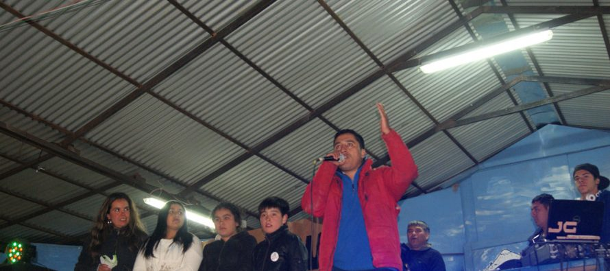 Masiva celebración en Paihuano tras triunfo de Hernán Ahumada como nuevo Alcalde
