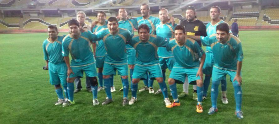 Club Deportivo Consistorial de Vicuña continúa en la senda de los triunfos