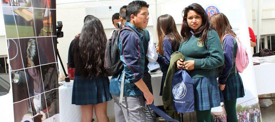 Invitan a participar de I feria de orientación vocacional en Vicuña