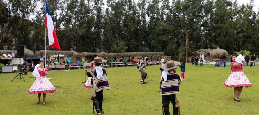 Marquesa vivió la IV versión de la Feria Costumbrista rescatando las tradiciones locales