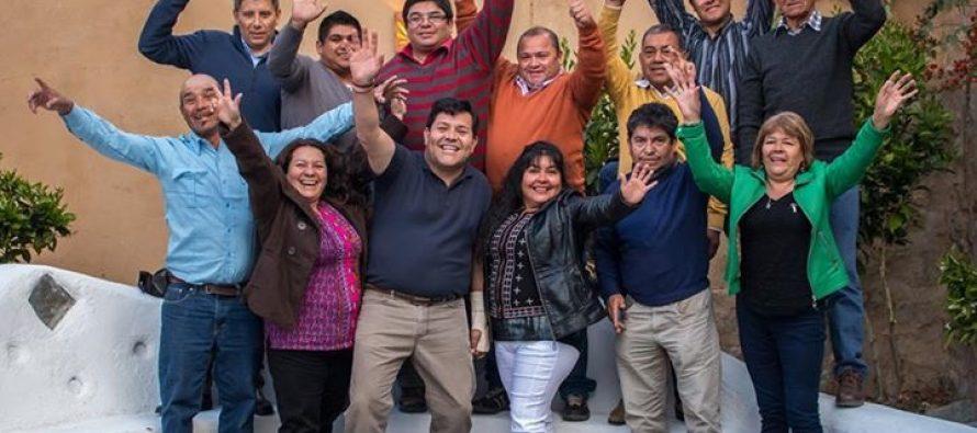 Orlando Chelme cierra su campaña con caravana de autos por la comuna de Paihuano