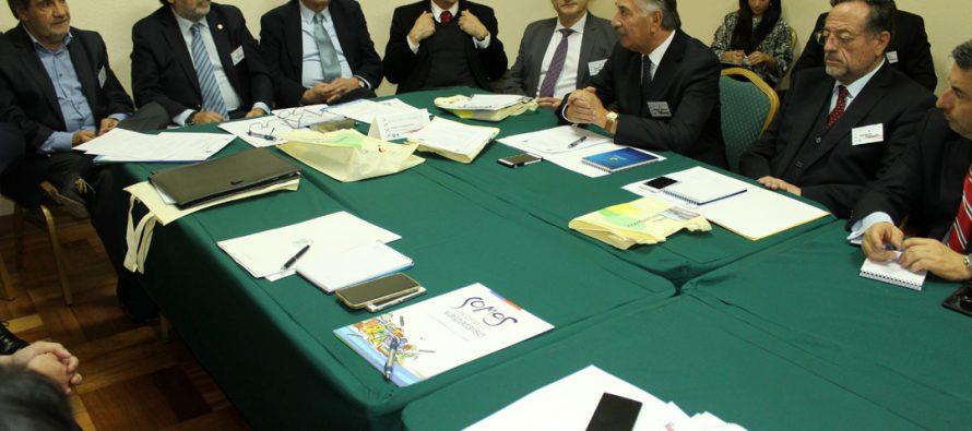 Consejo Regional es convocado a participar de la Unión de Parlamentarios del Mercosur