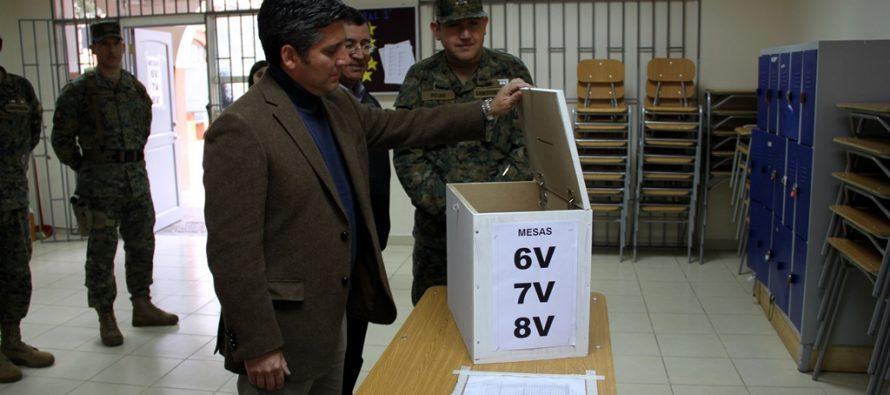 Intendente Claudio Ibáñez invita a participar en las próximas elecciones municipales