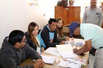 En completa normalidad se desarrollan las elecciones en la comuna de Vicuña