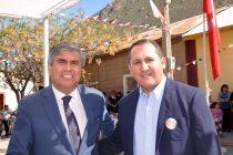 Debate candidatos a alcalde de Vicuña