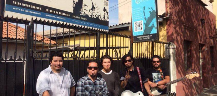 """""""Yo y Mi Banda"""" graban su primer disco en Santiago con  sello IgedRecords"""