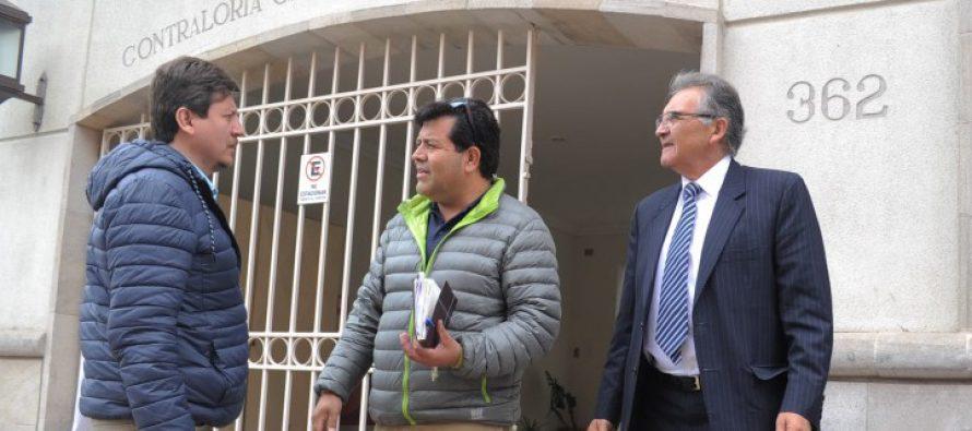 """Municipio de Paihuano entrega documentación en Contraloría por """"Caso Chelme"""""""