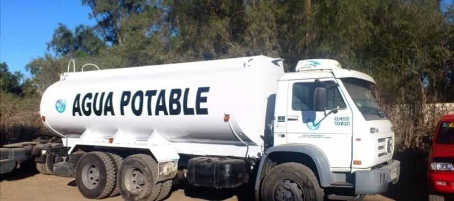 A través de la ficha FIBE y georeferenciación se buscará optimizar entrega de agua potable