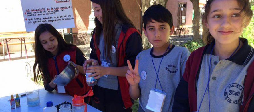 Liceo Mistraliano de Paihuano realizó segunda Feria Científica