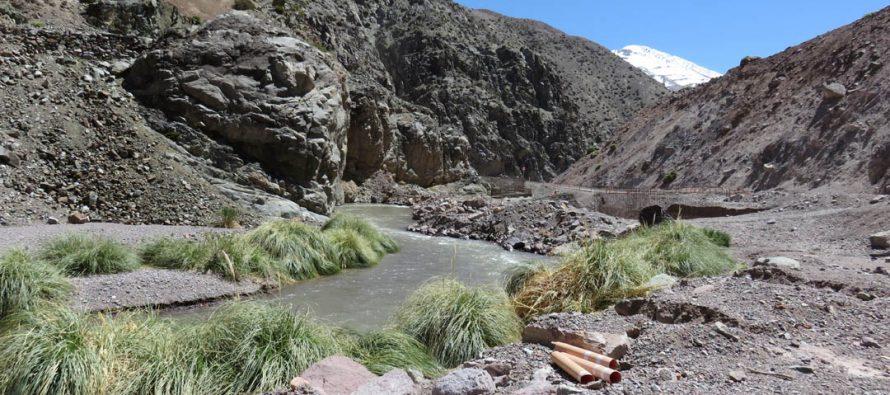 Junta de Vigilancia del Río Elqui informa riesgos a causa de deshielos