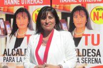 Hanne Utreras: «La ciudad hoy en día esta rasca y los serenenses no nos merecemos eso»