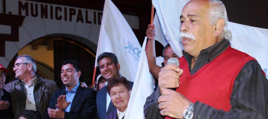 Roberto Jacob se queda con la alcaldía de La Serena