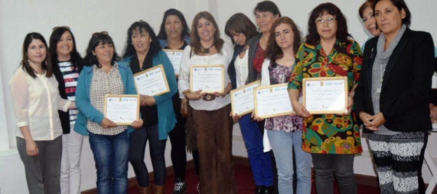 En Vicuña se realiza seminario de participación de la mujer rural en la provincia de Elqui