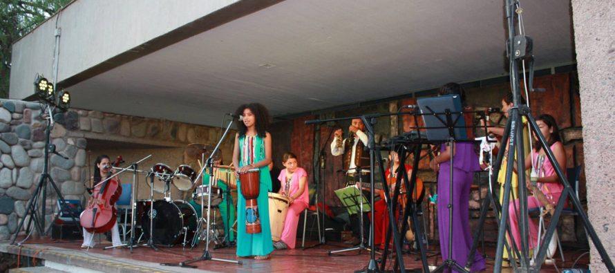 Con música y poesía Museo Gabriela Mistral de Vicuña celebró 45 años de su apertura