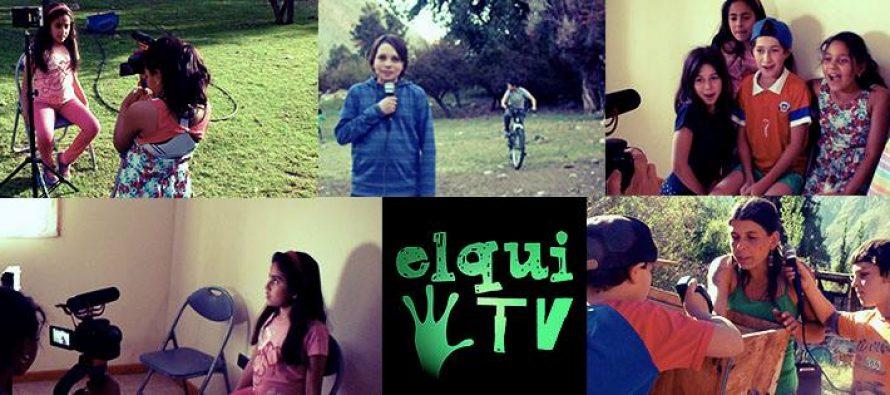 En Pisco Elqui realizarán lanzamiento de canal de televisión escolar Elqui TV