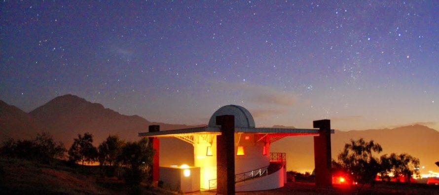 Extienden hasta el 18 de noviembre los concursos de astronomía en Vicuña