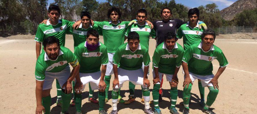 Unión Esperanza es el puntero del Campeonato de Fútbol Rural de Primavera