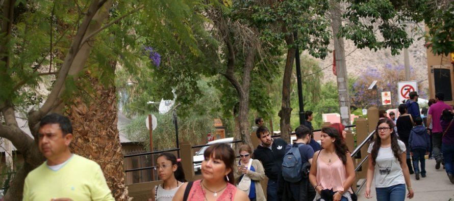Colapso vial y desabastecimiento en locales comerciales deja fin de semana  en Paihuano
