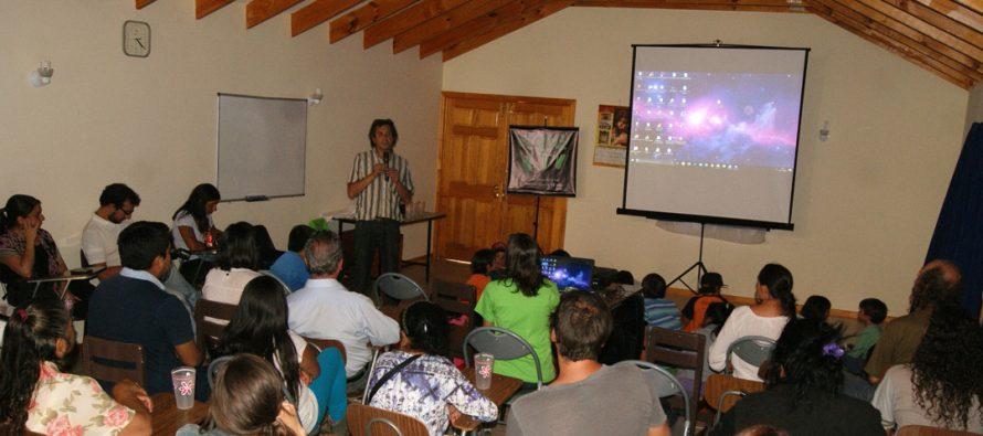 En Pisco Elqui realizan lanzamiento de canal infantil Elqui TV