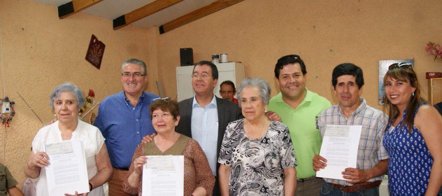 Tres Organizaciones sociales de Paihuano fueron favorecidas con Fondo Presidente de la República