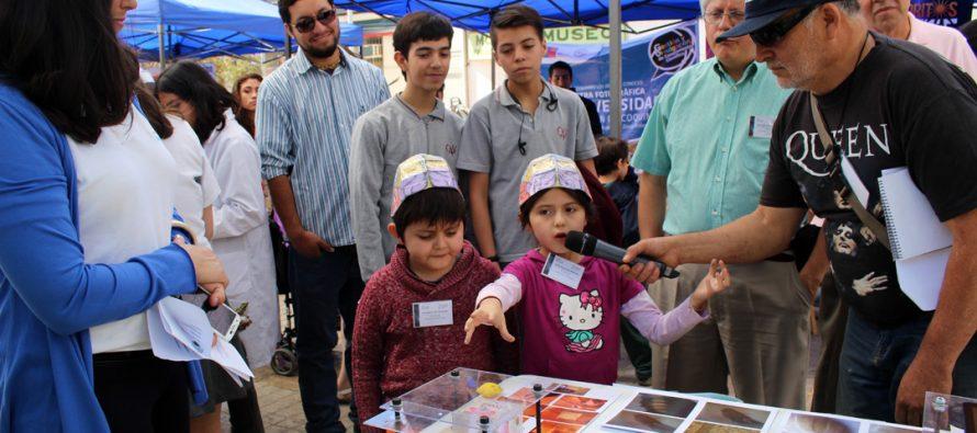 II Feria Escolar de las Ciencias del Valle de Elqui tuvo una innovadora participación de estudiantes