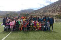 Mediante show de títeres, escolares  de El Romeral aprendieron valores