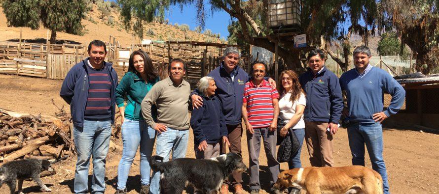 INDAP realiza el primer estudio de línea de base de la Agricultura Familiar Campesina