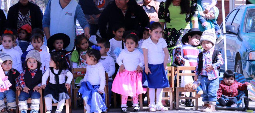 Jardines infantiles del Valle de Elqui se reunirán en Horcón