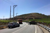 Conocido vecino de Paihuano fallece en trágico accidente en puente de Peralillo