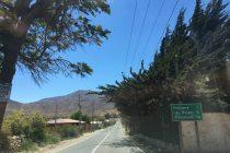 Vialidad pavimenta alrededor de 19 kilómetros de caminos rurales en la comuna de La Serena