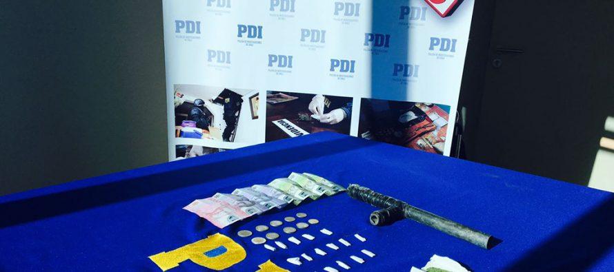 PDI detiene a 6 personas por vender droga al interior de un domicilio en  Vicuña