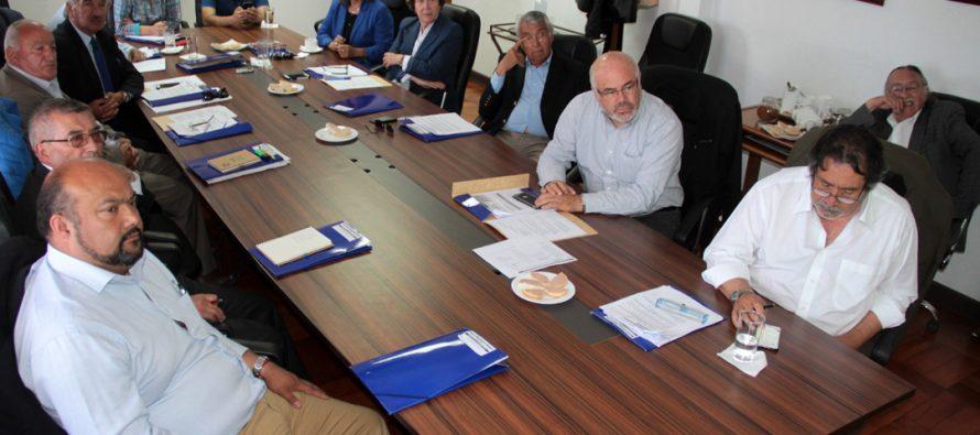 Fundación Junto al Barrio da a conocer su labor social y urbana al Consejo Regional de Coquimbo