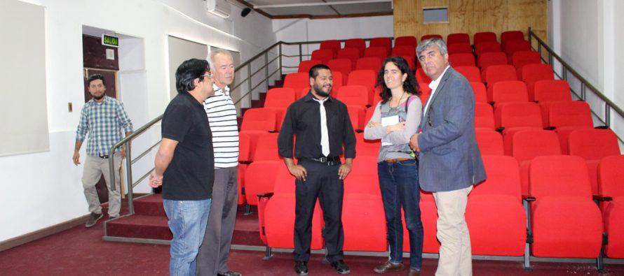 Estudiantes de Vicuña disfrutarán de estrenos de cine chileno en la sala de Microcine