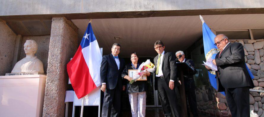 La Logia Masónica de Chile destaca a profesores de la región
